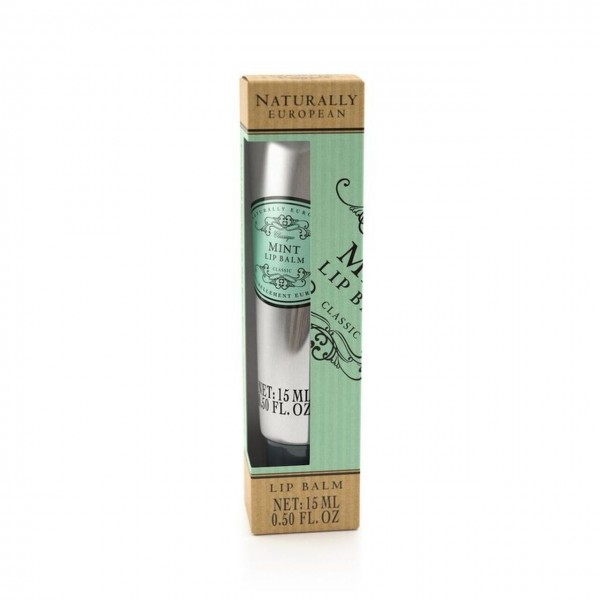 Naturally European Mint Luxury Lip Balm