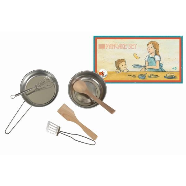 Pfannkuchen Set