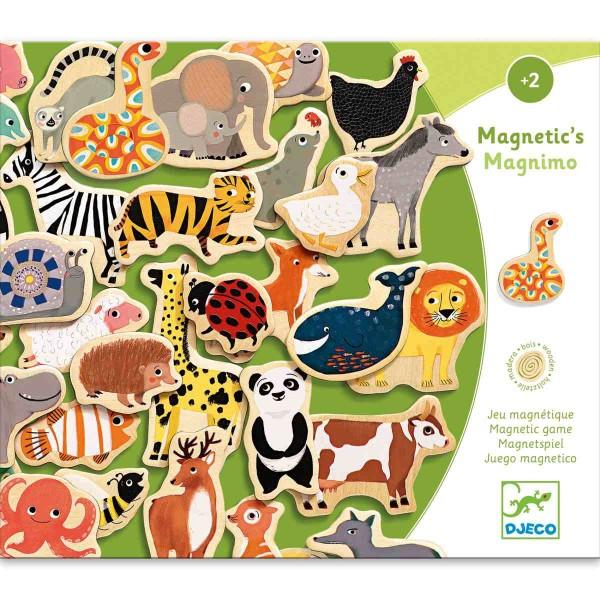 Magnetspiel: Magnimo