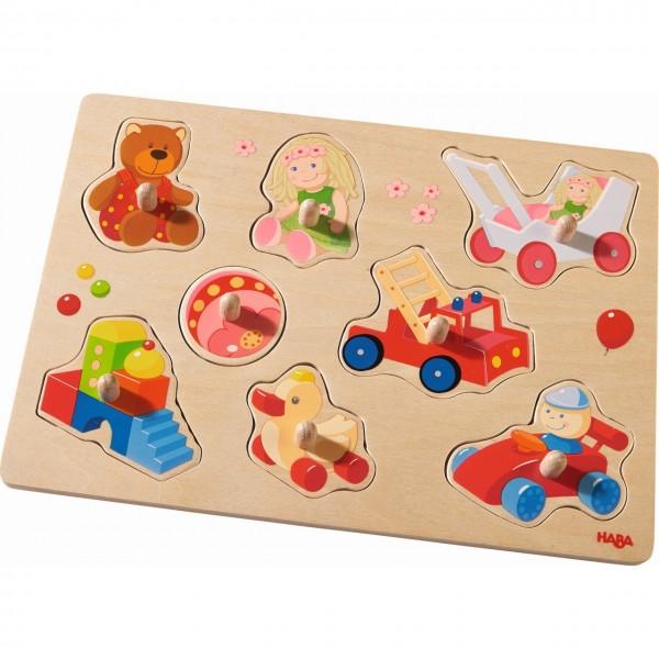 Greifpuzzle Meine ersten Spielzeuge