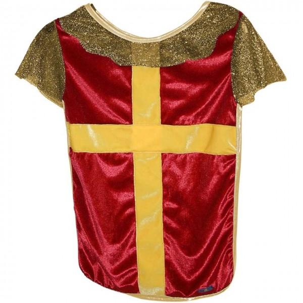 Ritterhemd rot/gold