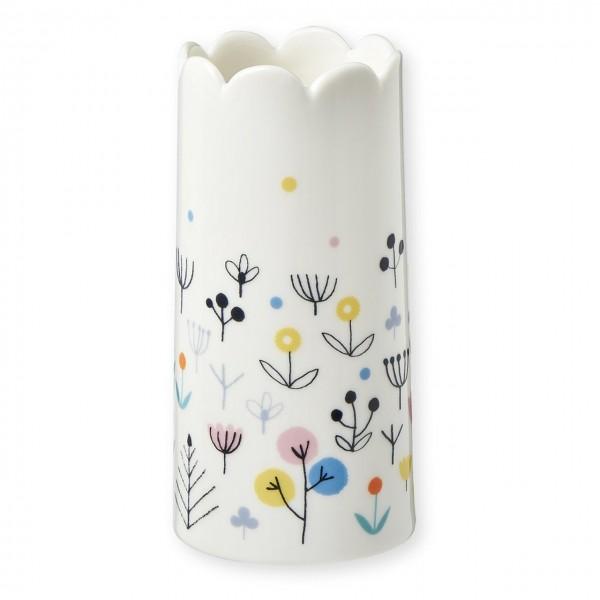Porzellan Vase Minilabo Petite