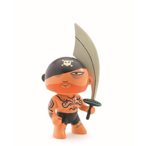 Arty Toys Pirat Tatoo