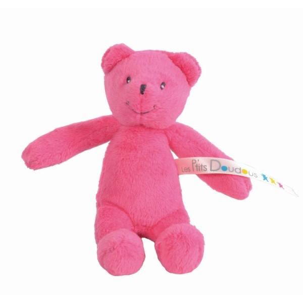 Kleiner rosa Bär