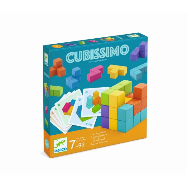 Spiele: Cubissimo