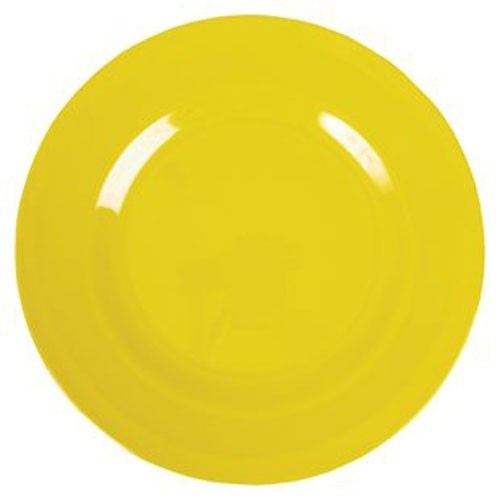 Melamin Teller - Gelb L