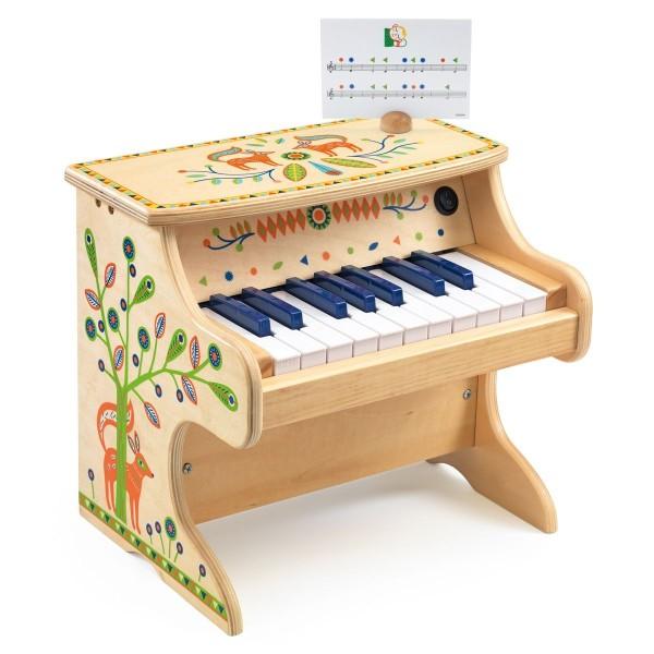 Animambo: Elektronisches Klavier