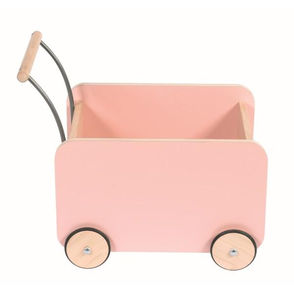 Kiste Mit Rollen kiste mit rollen pink moulinroty puppen zubehör moulin roty
