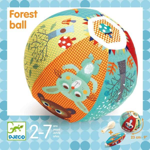 Ballonhülle Wald