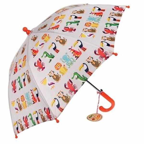 Kinder-Regenschirm Colourful Creatures