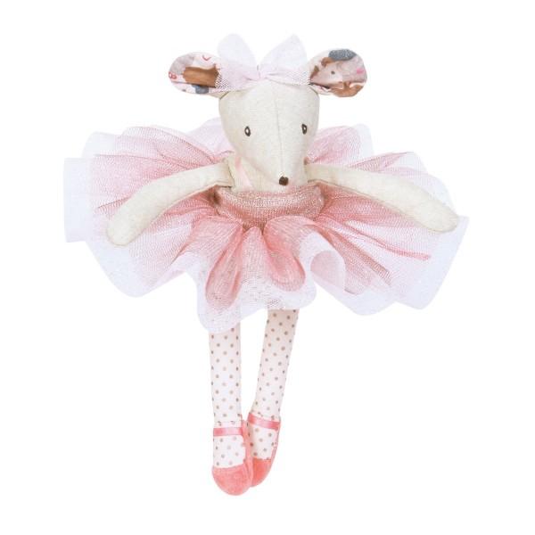 Plüschtier Maus Ballerina