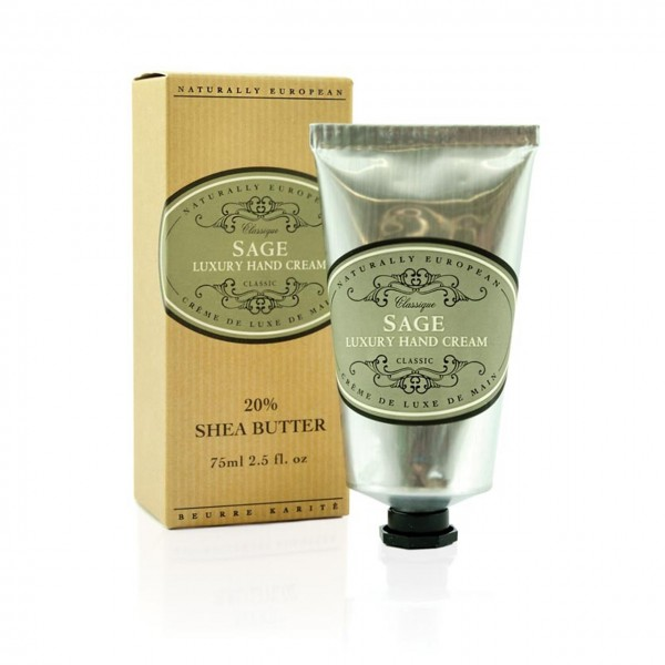 Natural European Handcreme Salbei