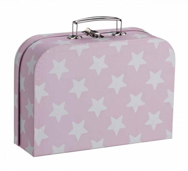Koffer rosa groß