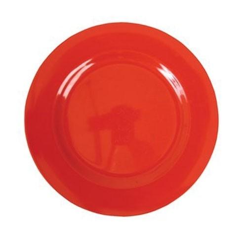 Melamin Teller - Rot L