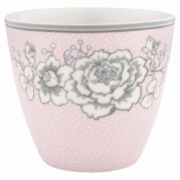 GREENGATE Latte Becher Ella pale pink