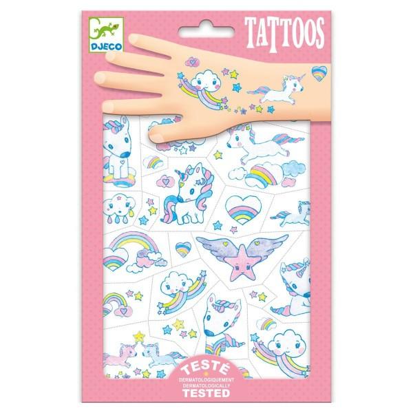 Tattoos: Einhörner