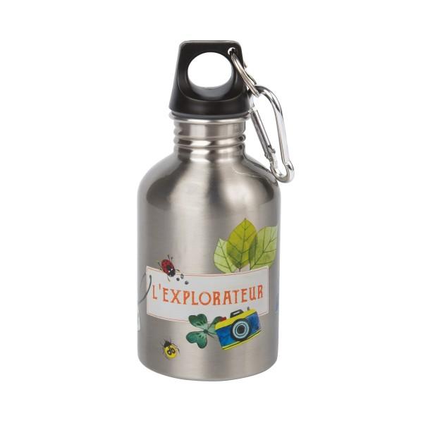 Alu-Trinkflasche