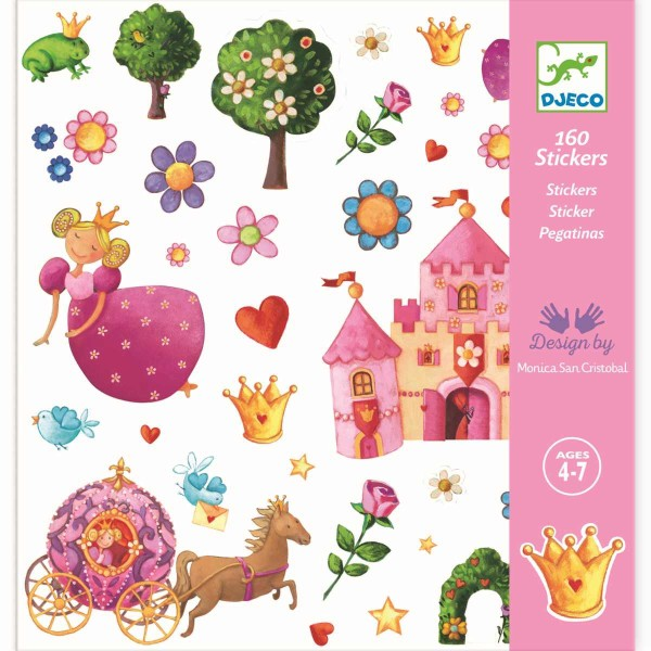 Sticker - Prinzessin Marguerite