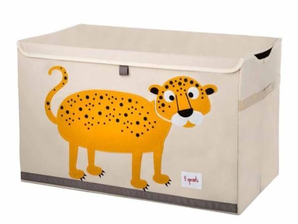 Aufbewahrungskorb Leopard