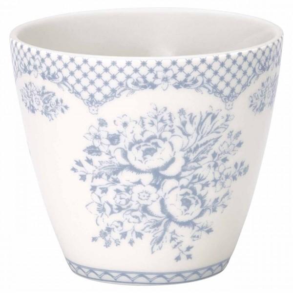 Becher Latte Cup Stephanie dusty blue