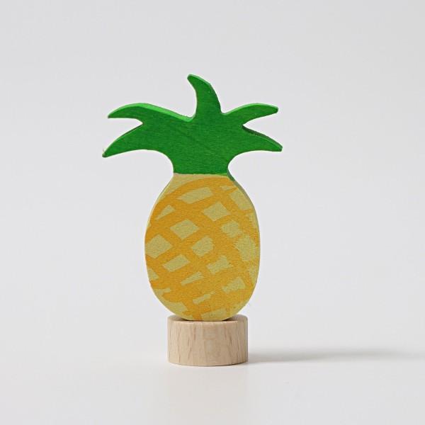 Steckfigur Ananas