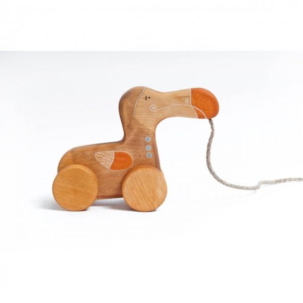 Ziehtier Dodo