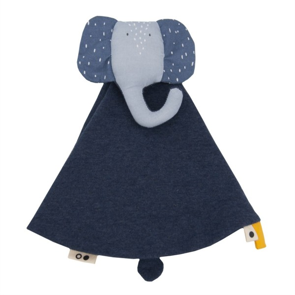 Schmusetuch Mrs Elephant