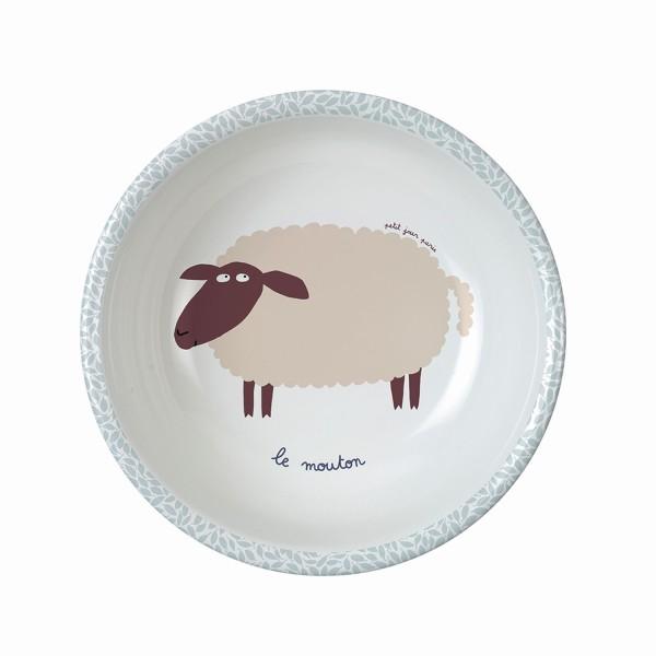 Schale Schaf