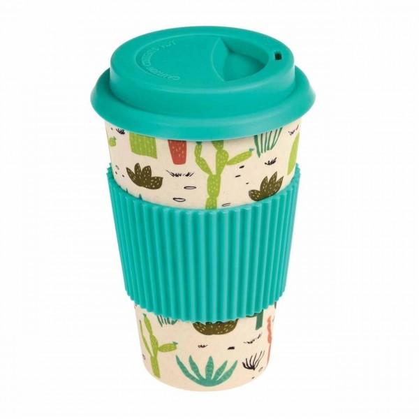 Coffee-to-go Becher Kaktus