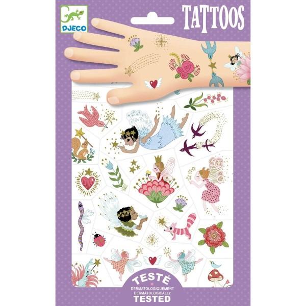 Tattoos: Feenfreunde