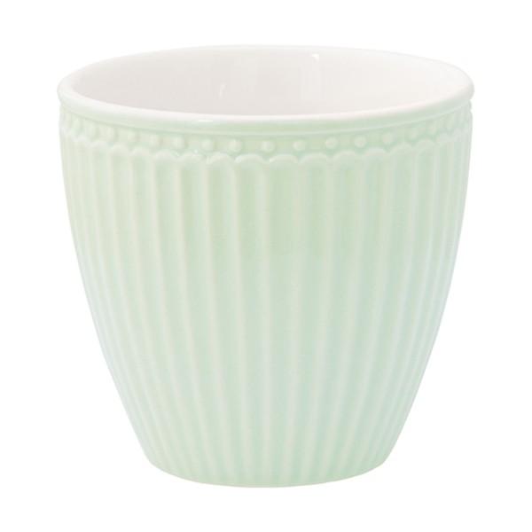 Latte Becher Alice pale green