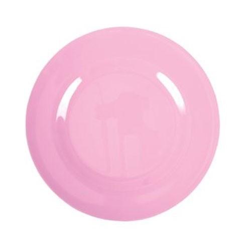Melamin Teller - Pink klein