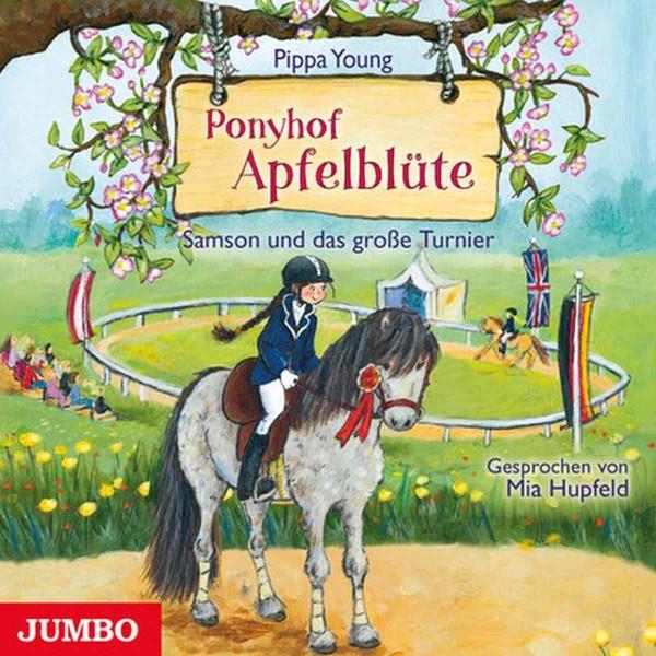 CD: Ponyhof Apfelblüte. Samson und das große Turnier