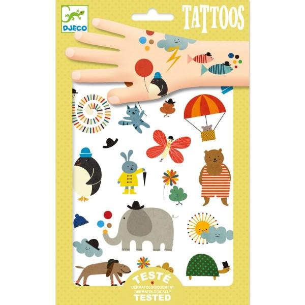 Tattoos: Süße Kleinigkeiten