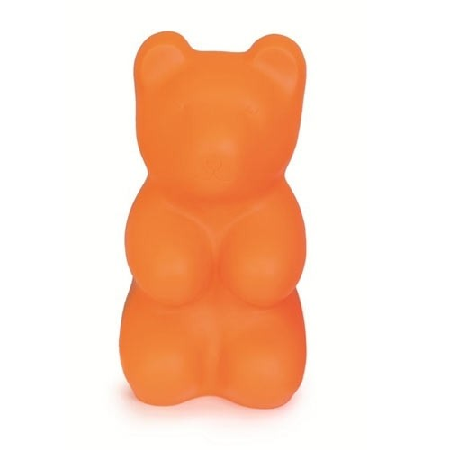Schlummerlicht Gummibär Orange