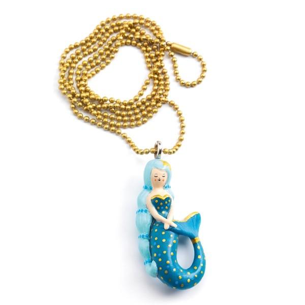 Kinderkette Meerjungfrau Von Djeco