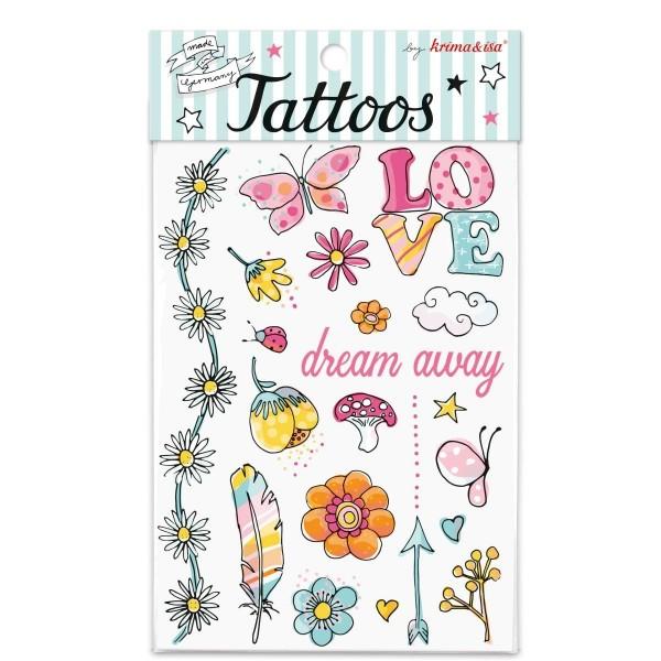 Tattoo Flowerpower