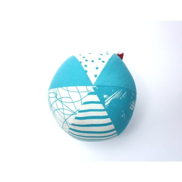 Ball blau L