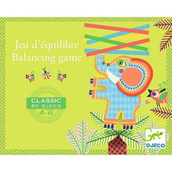 Gleichgewichtsspiel Elefant