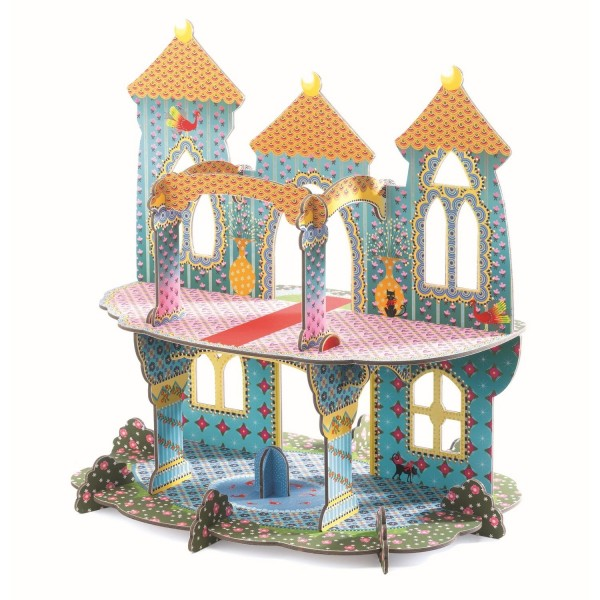 Pop ''n Play: Burg der Wunder 3  D