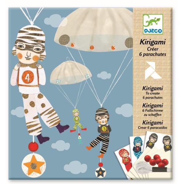 Fallschirme: Tollkühne Jungs