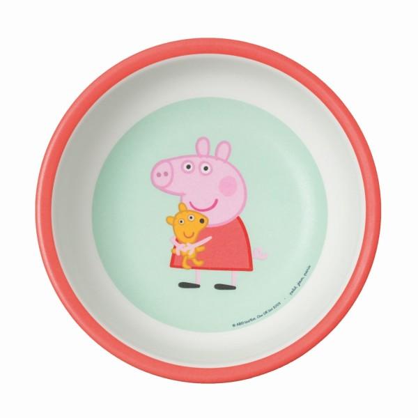 Melamin - Schale Peppa Pig