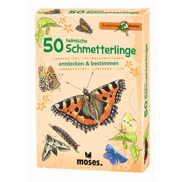 Expedition Natur heimische Schmetterlinge