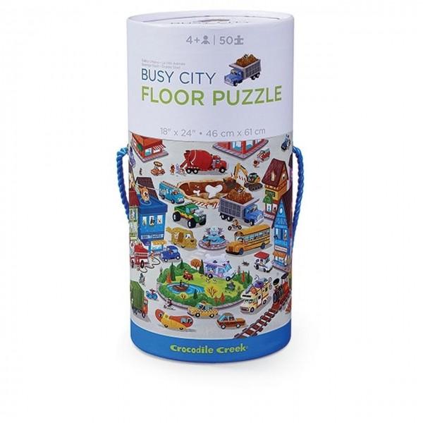 Puzzle Stadt