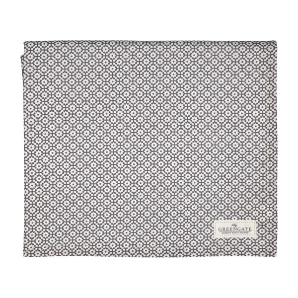 Tischdecke Jasmina warm grey 145 x 250