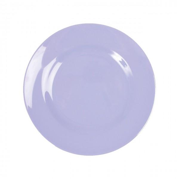 Melamin Teller - Lavender klein