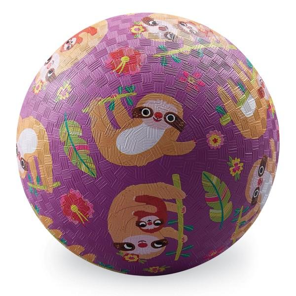 Spielball Faultier 13 cm