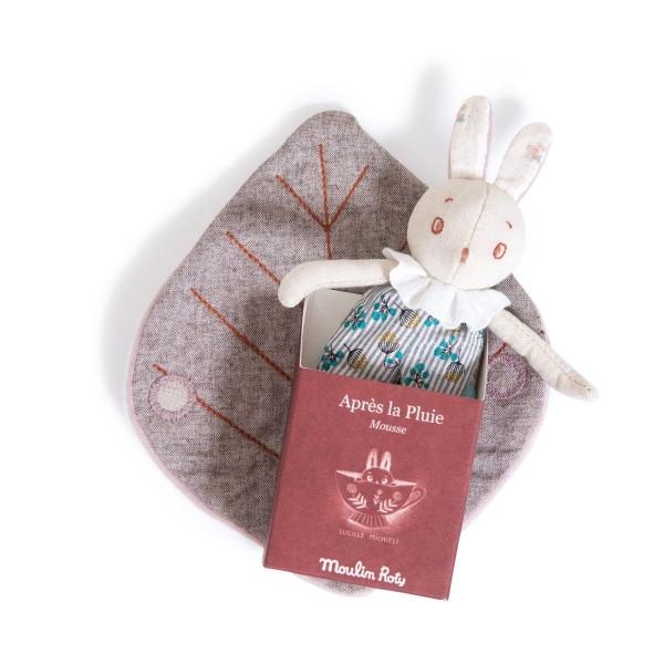 Plüschtier Kaninchen Mousse
