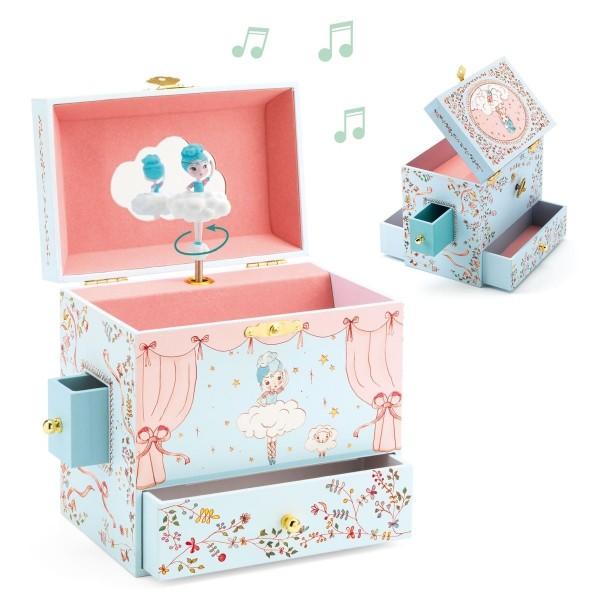 Musik Schmuckkästchen: Ballerina