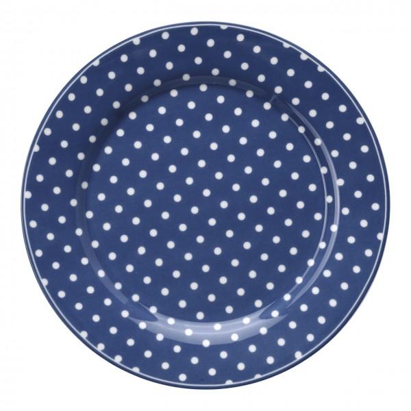 Teller Spot blue